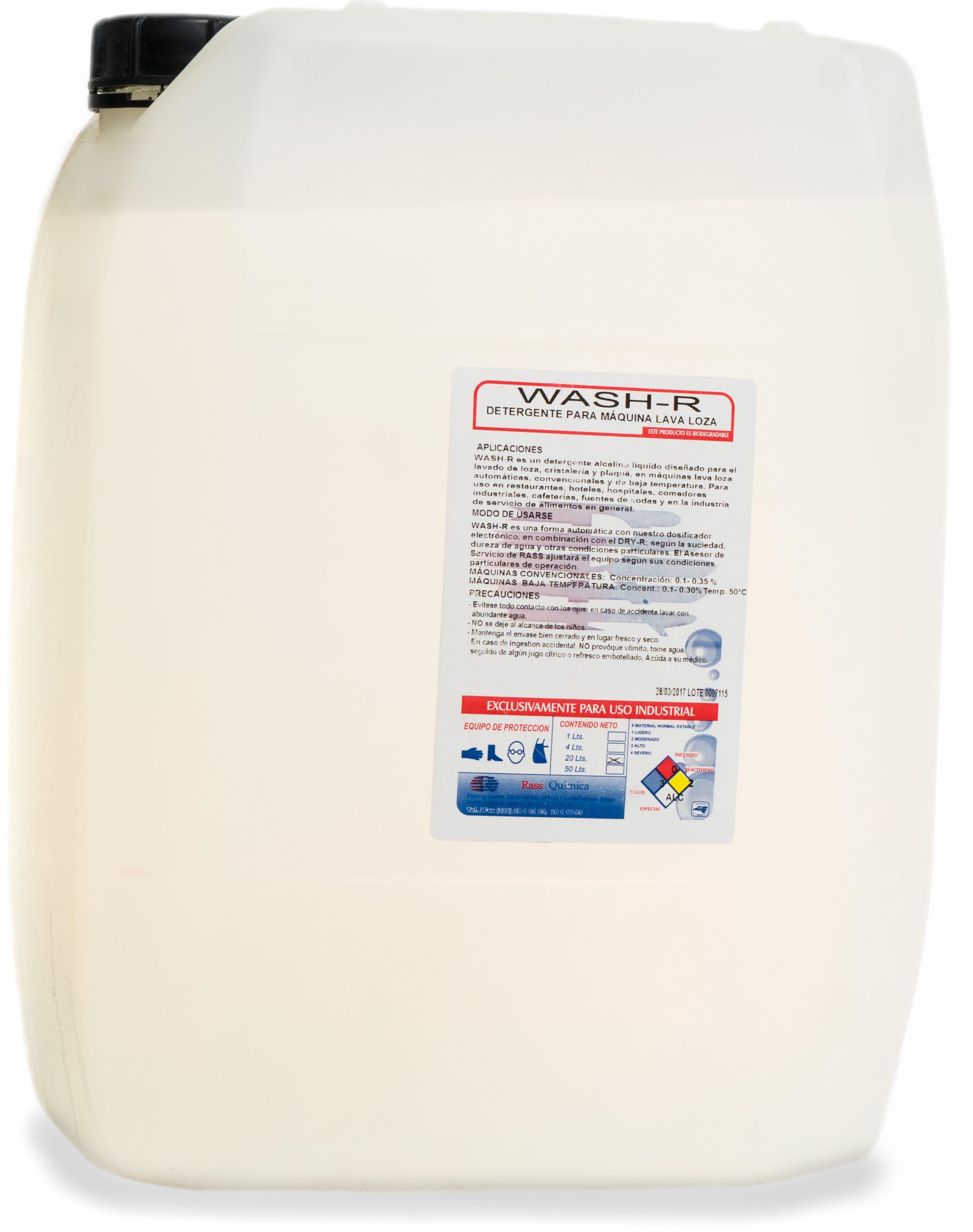 Wash R Distribuciones Rass ~ Dosificador De Detergente Para Lavadoras